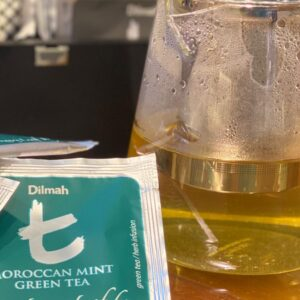 Green Tea Morrocan Mint