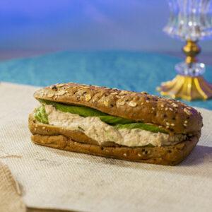 Tuna Sandwich meal